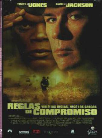 REGLAS DE COMPROMISO DVD