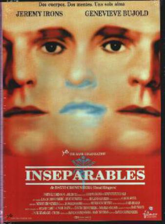 INSEPARABLES DVD