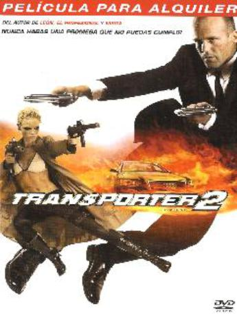 TRANSPORTER 2 DVD LL 2MA
