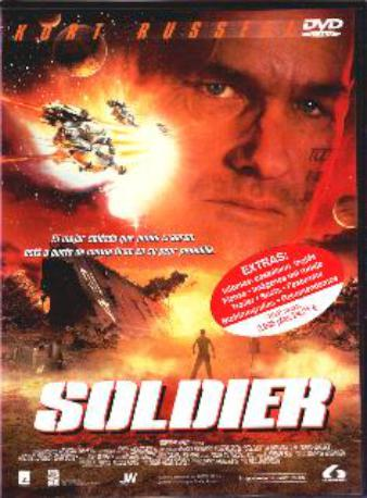 SOLDIER DVD 2MA