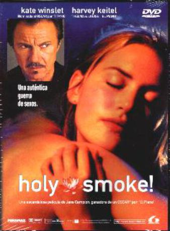HOLY SMOKE DVD 2MA
