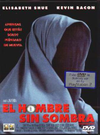 EL HOMBRE SIN SOMBRA DVD DVD