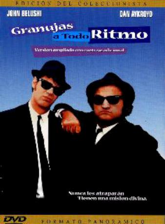 GRANUJAS A TODO RITMO DVD