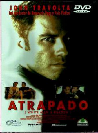 ATRAPADO DVD