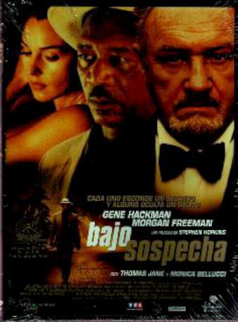 BAJO SOSPECHA DVD 2MA