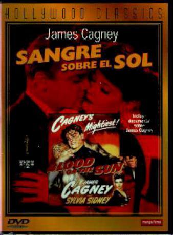 SANGRE SOBRE EL SOL DVD