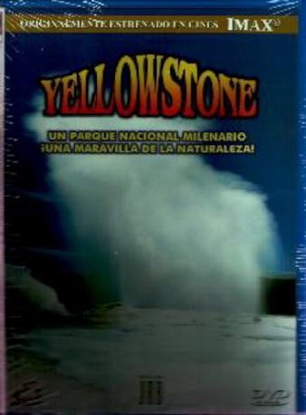 YELLOWSTONE IMAX DVD