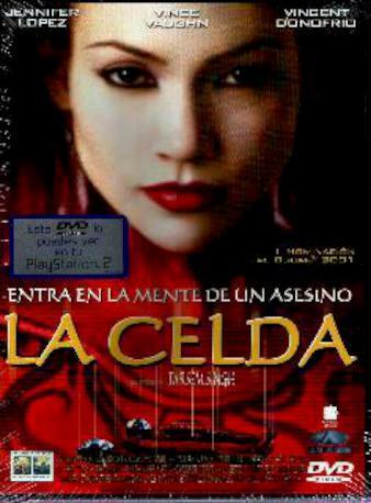 LA CELDA DVD