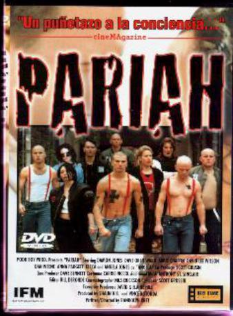 PARIAH DVD