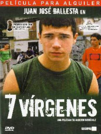 7 VIRGENES DVDL