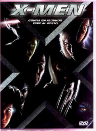 XMEN 1,5 DVD
