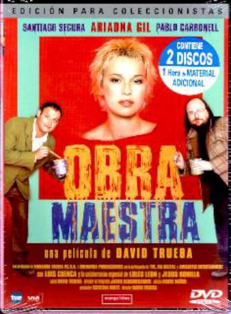 OBRA MAESTRA DVD