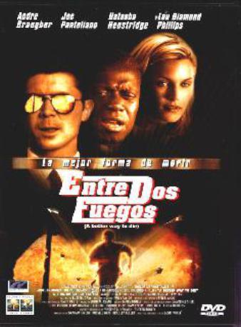 ENTRE DOS FUEGOS DVD