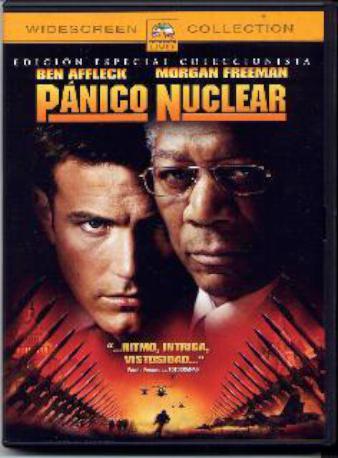 PANICO NUCLEAR DVD