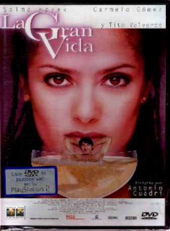 LA GRAN VIDA DVD