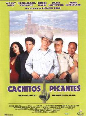 CACHITOS PICANTES DVD