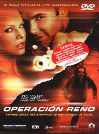 OPERACION RENO DVD