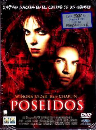 POSEIDOS DVD