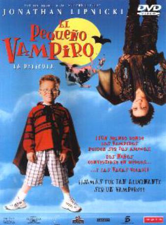 EL PEQUEÑO VAMPIRO DVD 2MA