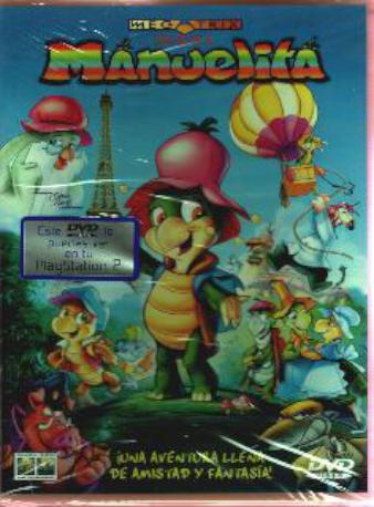 MANUELITA DVD