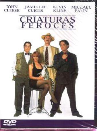 CREATURES FEROCES DVD