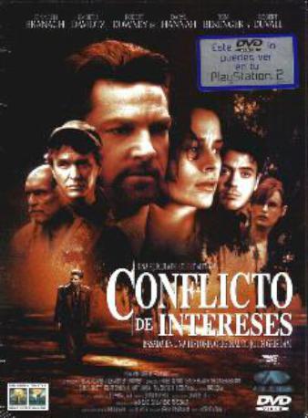 CONFLICTO DE INTERESESDVD