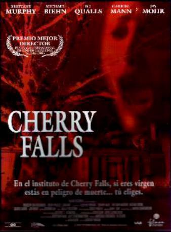 CHERRY FALLS DVD 2MA