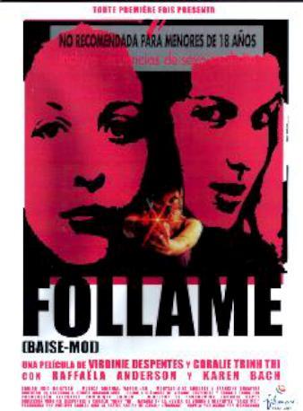 FOLLAME DVD 2MA