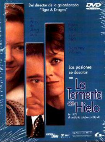 LA TORMENTA DE HIELO DVD 2MA