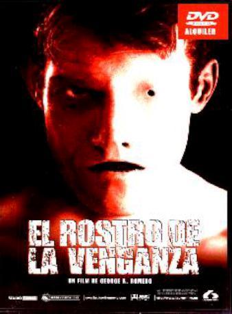 EL ROSTRO DE LA VENGANZA DVD