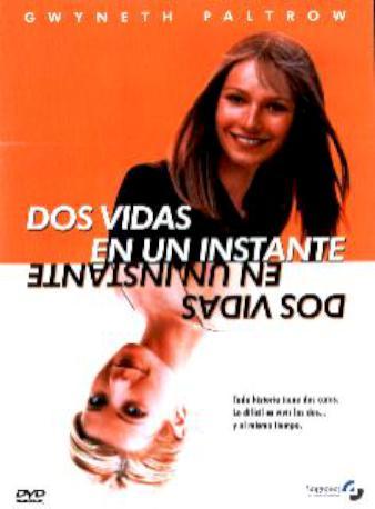 DOS VIDAS EN UN INSTANTE DVD