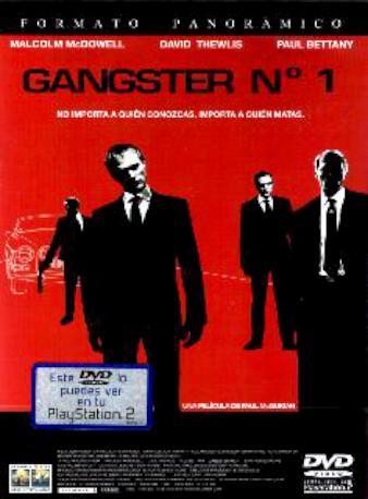 GANSTER N 1 DVD