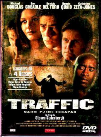 TRAFFIC DVD 2MA