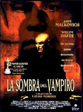 LA SOMBRA DEL VAMPIRO DVD