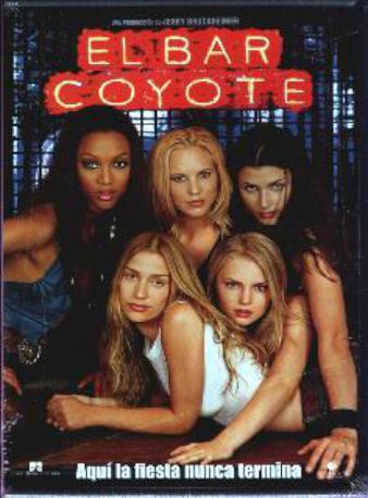 EL BAR COYOTE DVD 2MA