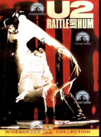 U2 RATTLE AND HUM DVD