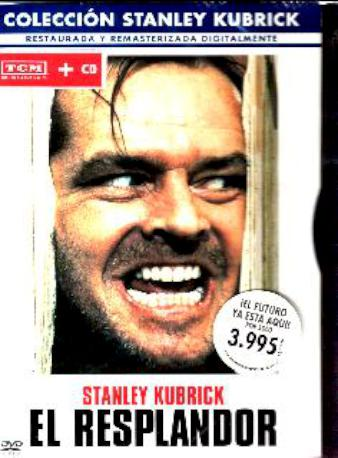 EL RESPLANDOR DVD