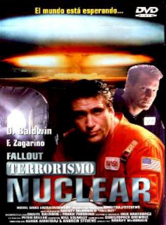 FALLOUT: TERRORISMO NUCL DVD