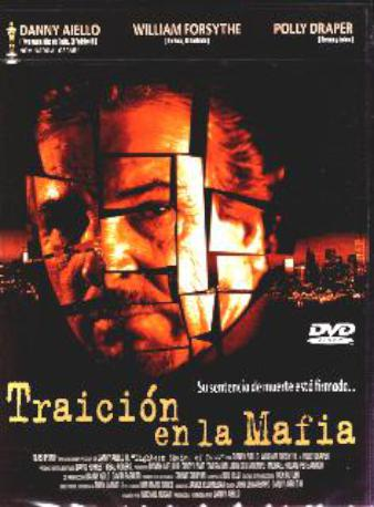 TRAICION EN LA MAFIA DVD