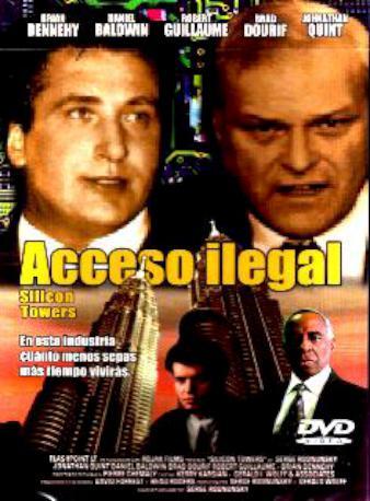 ACCESO ILEGAL DVD