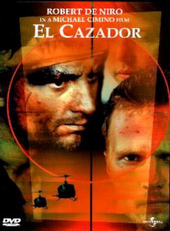 EL CAZADOR DVD