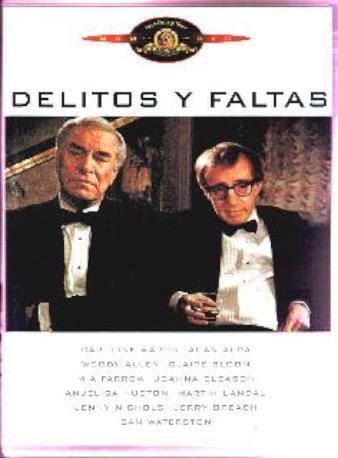 DELITOS Y FALTAS DVD