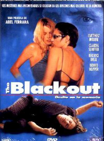 THE BLACKOUT DVD 2MA