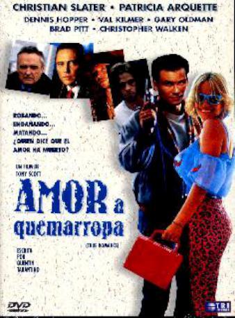 AMOR A QUEMARROPA DVD 2MA