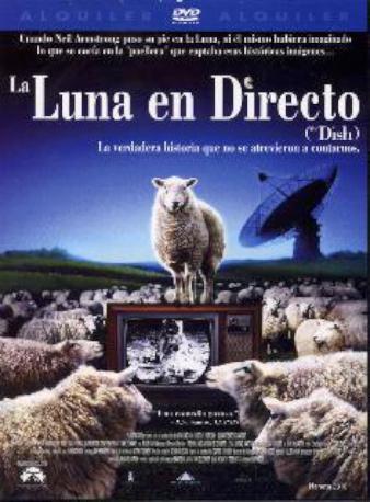 LA LUNA EN DIRECTO DVDLL