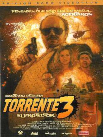 TORRENTE 3 DVDL
