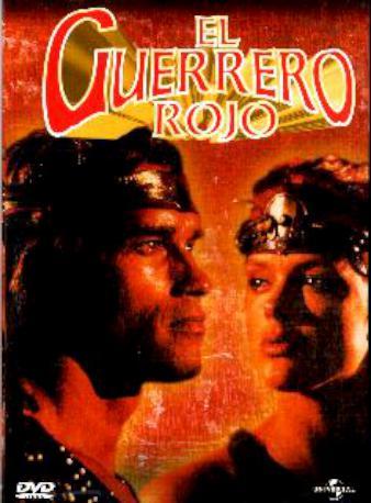 EL GUERRERO ROJO DVD
