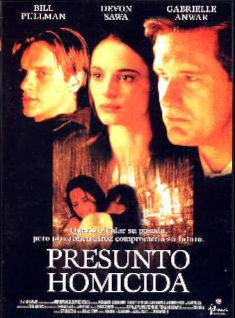 PRESUNTO HOMICIDA DVD