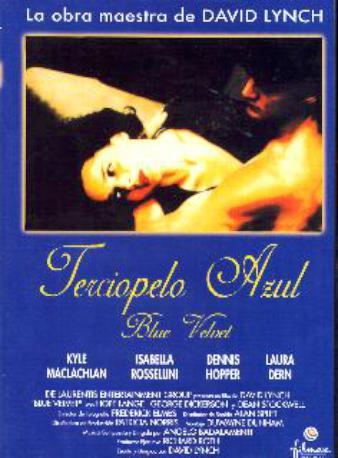 TERCIOPELO AZUL DVD 2MA