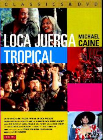 LOCA JUERGA TROPICAL DVD